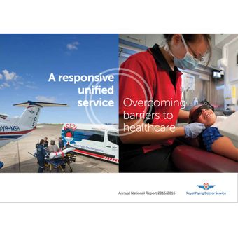Preview for 2015/2016 Annual Report