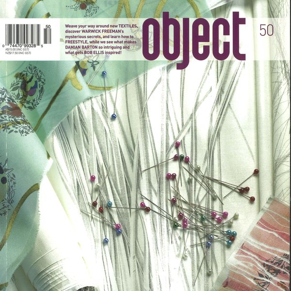Object Issue 50 cover image