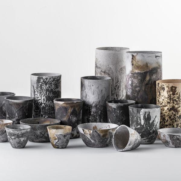 Elisa Bartels, Black Fired Ceramics, 2019_Image by Greg Piper 01