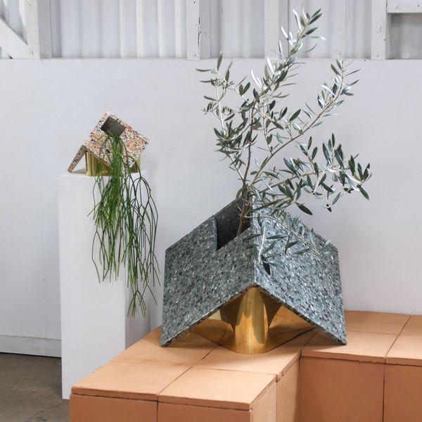 Chloe Goldsmith, Pieces Planter, 2020