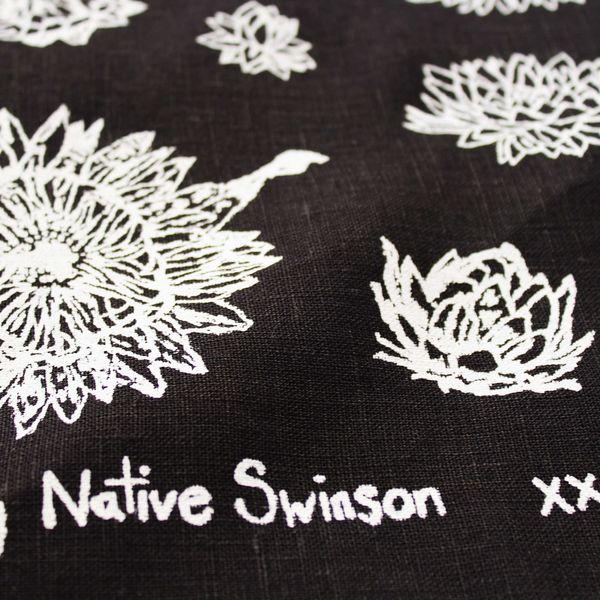 Native Swinson teatowel detail