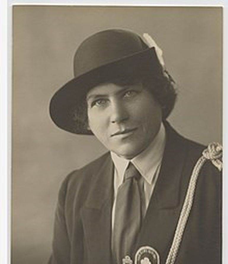 Adelaide Miethke Portrait