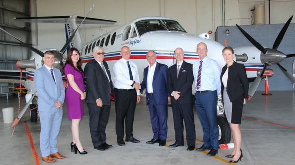 CQUniversity has joined forces with Royal Flying Doctor Service (Queensland Section), signing an agreement