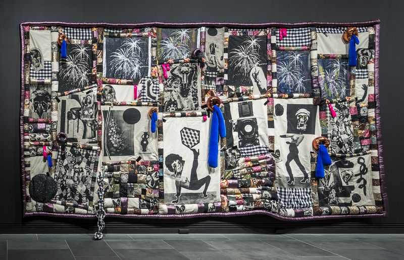 Sarah Contos Presents: The Long Kiss Goodbye, 2016, Gift of the James & Diana Ramsay Foundation for the Ramsay Art Prize 2017, Art Gallery of South Australia, Adelaide