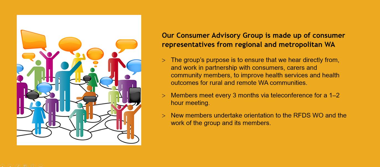 Consumer Advisory Group