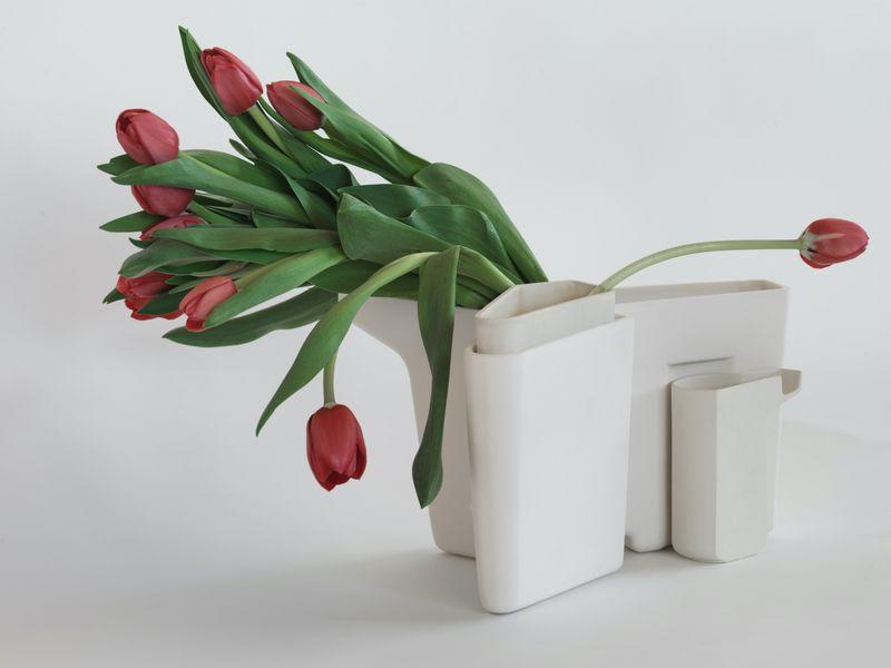 John Wardle & Simon LLoyd, System Vase, 2020