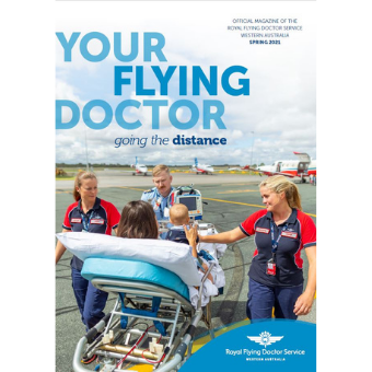 Your Flying Doctor - Spring 2021