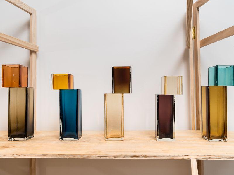 Liam Fleming Graft Vase