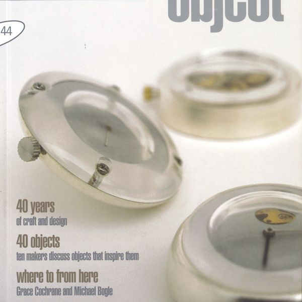 Object 44 cover image