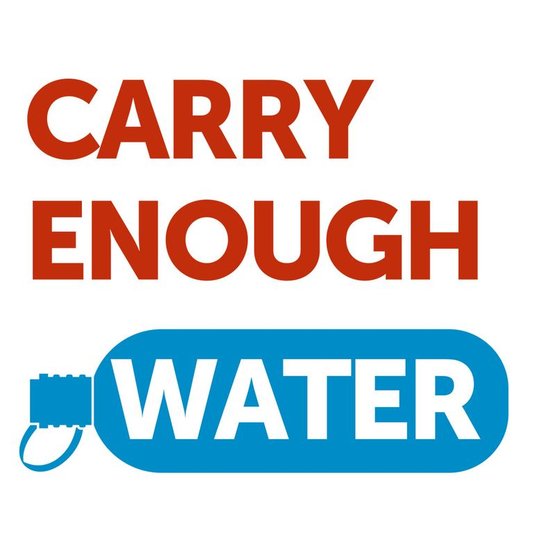 Carry water