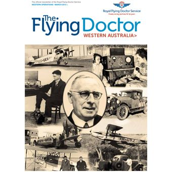 The Flying Doctor - March 2013