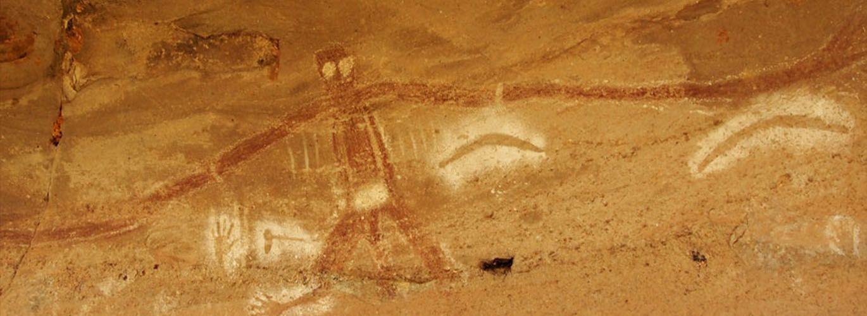 Aboriginal sacred site