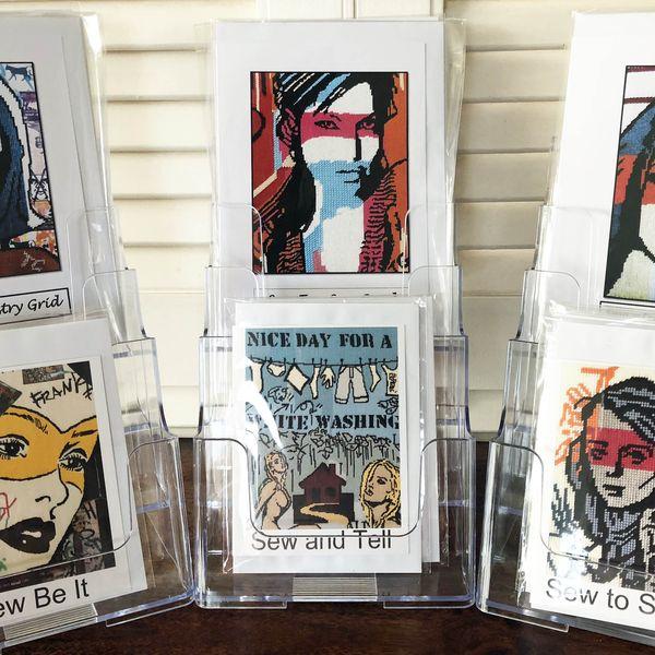 Tapestry Girl cards