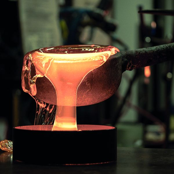 Hot Glass, Gabriella Bisetto's Studio, Obsessed: Compelled to make, Photo: Angus Lee Forbes