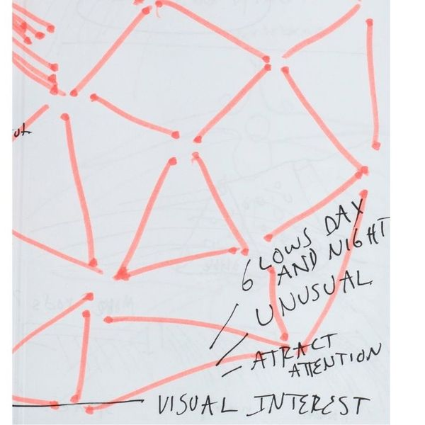 Maria Fernanda Cardoso, Design Isolate booklet page, detail, 2020