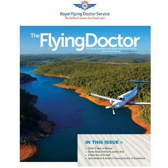 The Flying Doctor - September 2015