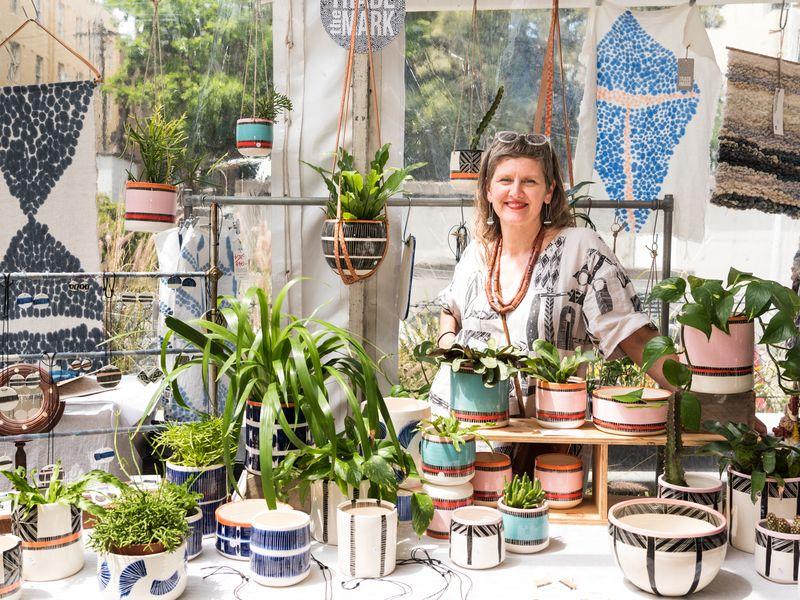 Makers Market Trade the Mark 2018 Photo Rhiannon Hopley