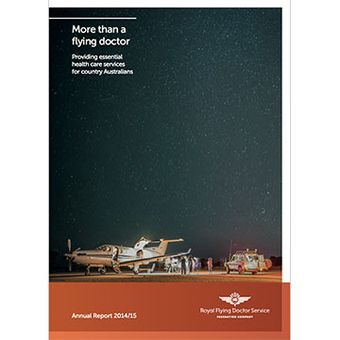 Preview for 2014/2015 Annual Report