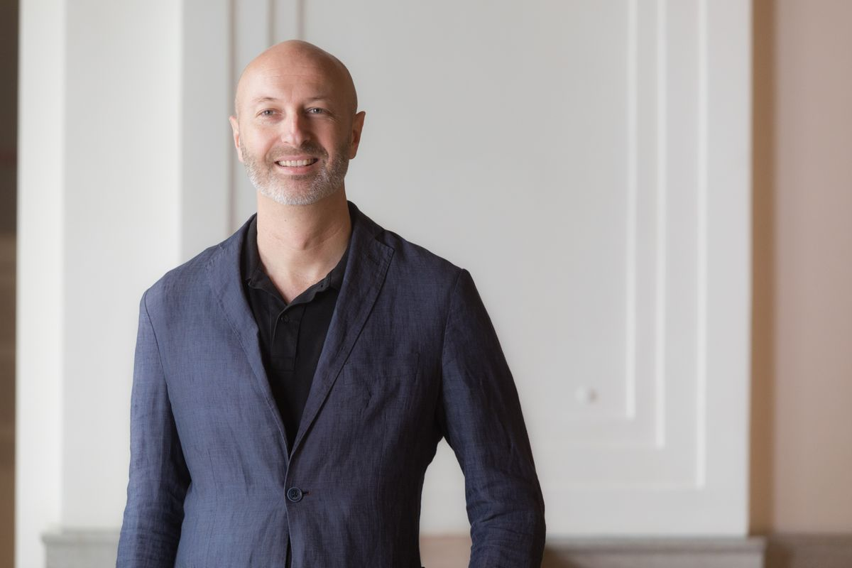 2019 Ramsay Art Prize Judge, Russell Storer, National Gallery Singapore Deputy Director (Curatorial and Research)